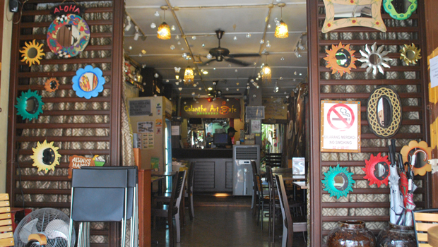 "Melaka – it's all about concept ""Hipster"" cafes"