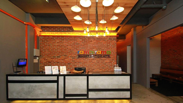 Melaka – It's all about concept hotels