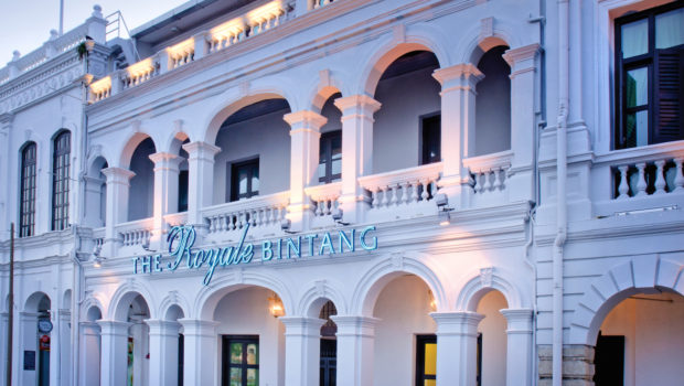 Luxury stay in George Town