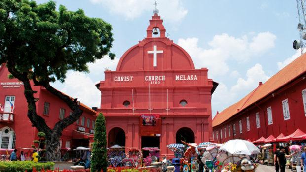 Melaka's multicultural heritage