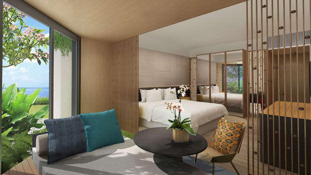 A new Parkroyal Penang Resort by mid-2017