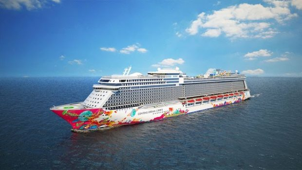 Genting Cruise Lines' newest ship bags Best New Cruise Ship award