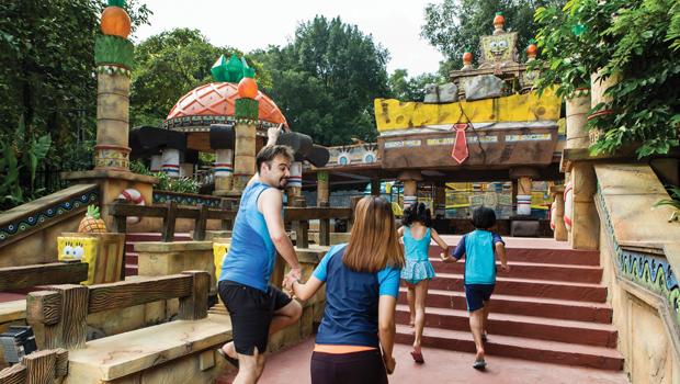 Nickelodeon finds home in Sunway Lagoon