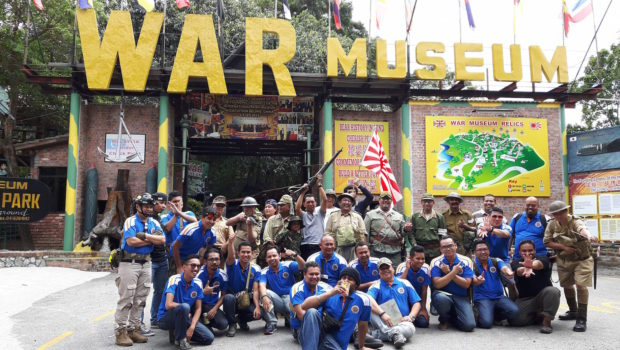 Penang War Museum – remnant of the past