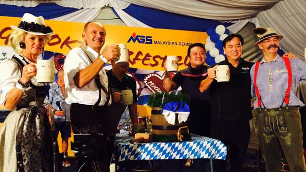 Authentic Bavarian music for Octoberfest