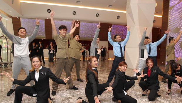 Sunway Pyramid Hotel unveils new look