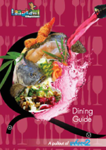 Quality Dining Guide of Langkawi