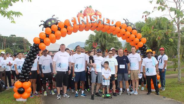 Marriott charity runs raises over RM1.13mil