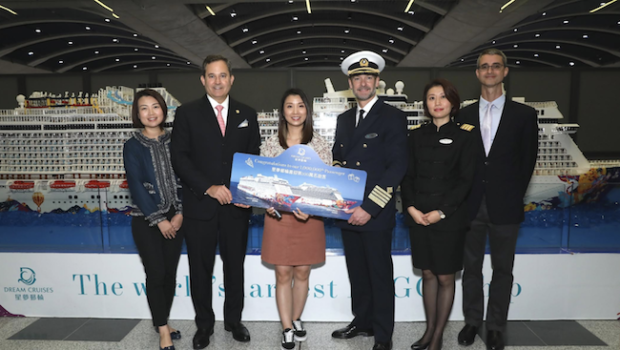 Dream Cruises fetes its 1,000,000th passenger