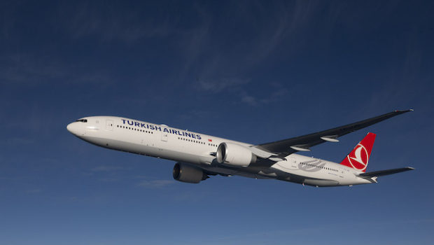 Turkish Airlines spreading its wings